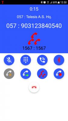 SIP Phone App